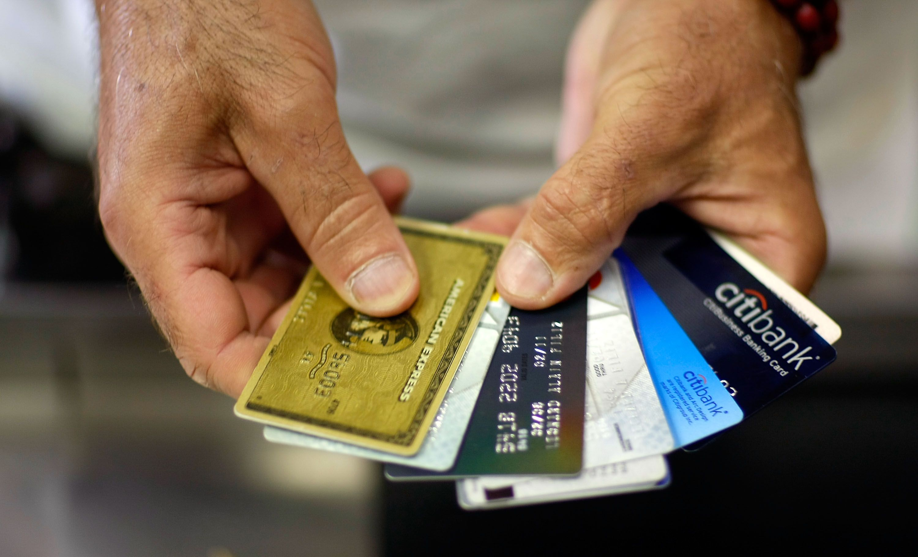 Get the second chance credit card and improve the credit