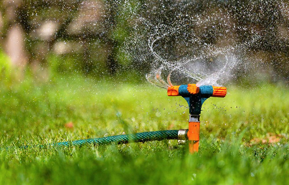 sprinkler system cost