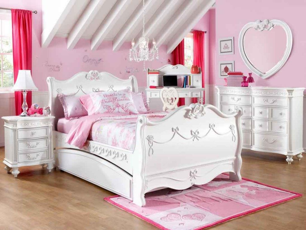 little girl bed sheets