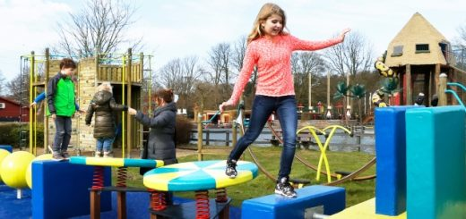 High-quality playground equipment from renowned manufacturers