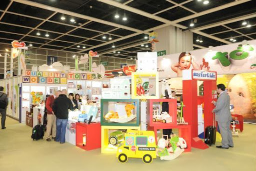 Hong Kong Toys & Game Fair
