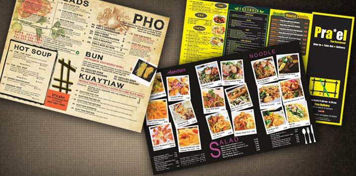 Essential Tips When Designing a Restaurant Menu