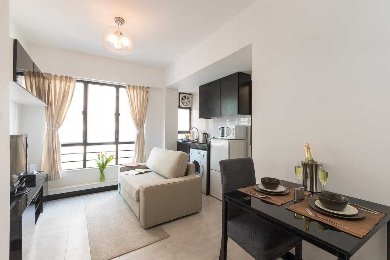 fully furnished apartment hong kong