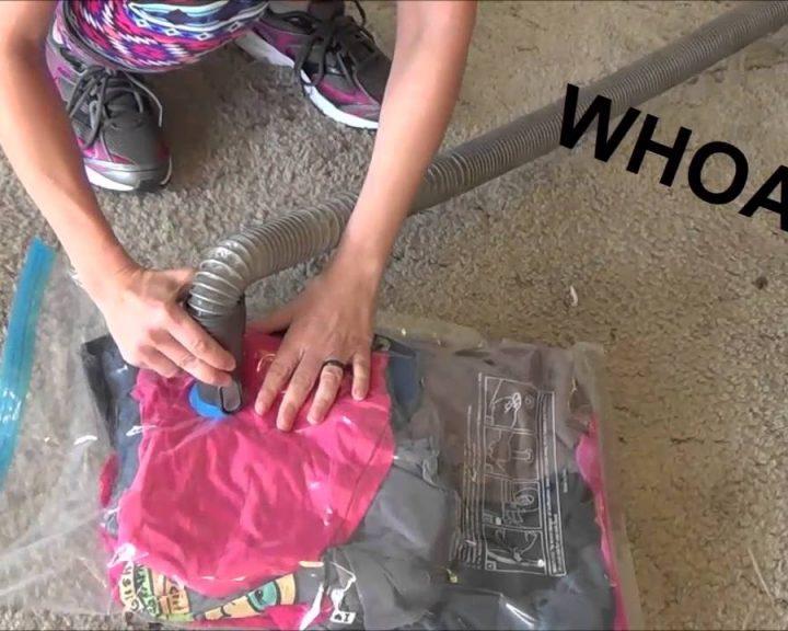 buying clothes vacuum sealer bags