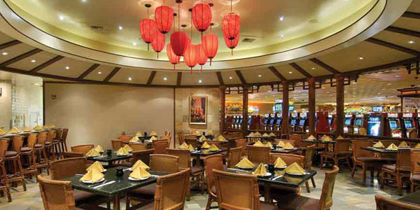 Asian Restaurant Representing Traditions and Cultures Not Only Food