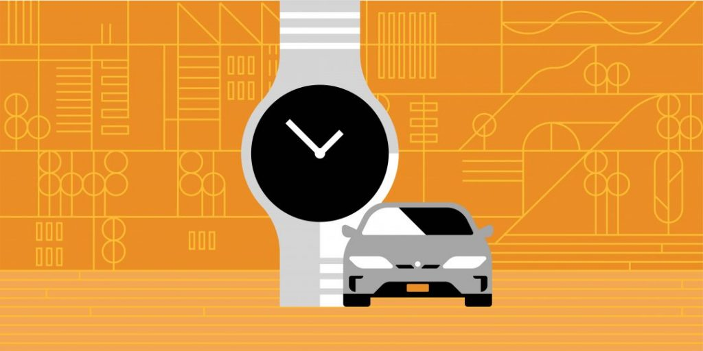 Uber technologies for booking cars